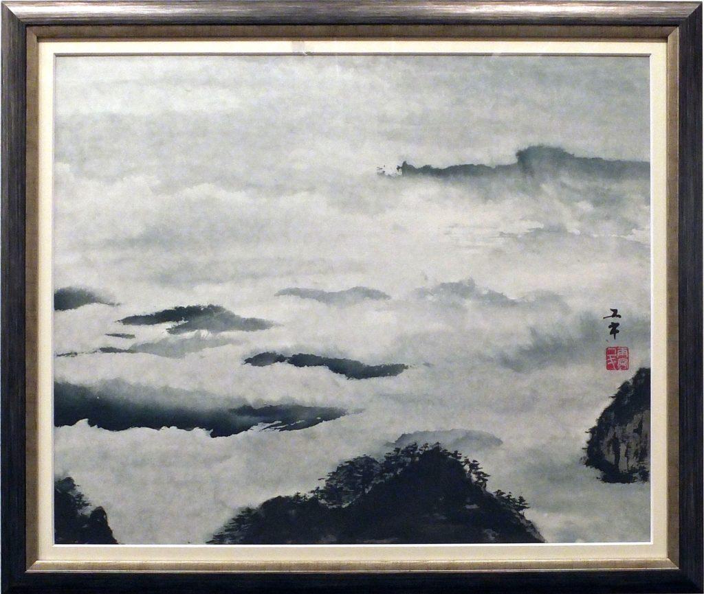 004 「雲海Ⅱ」雨宮ユキ