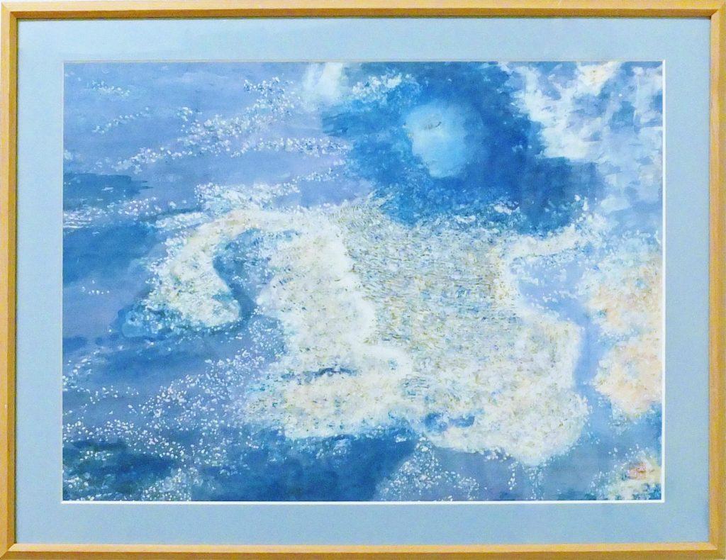 022 「氷女神の囁き」 河原公治