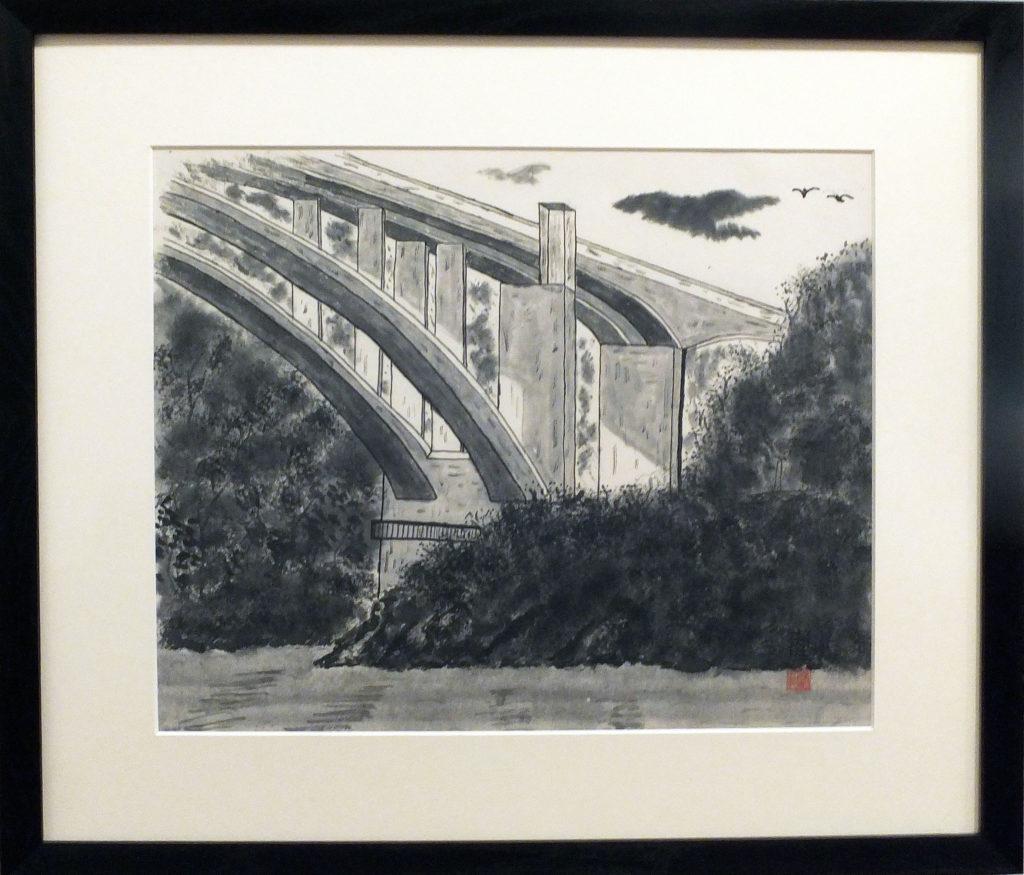 057 「小倉橋」野木隆