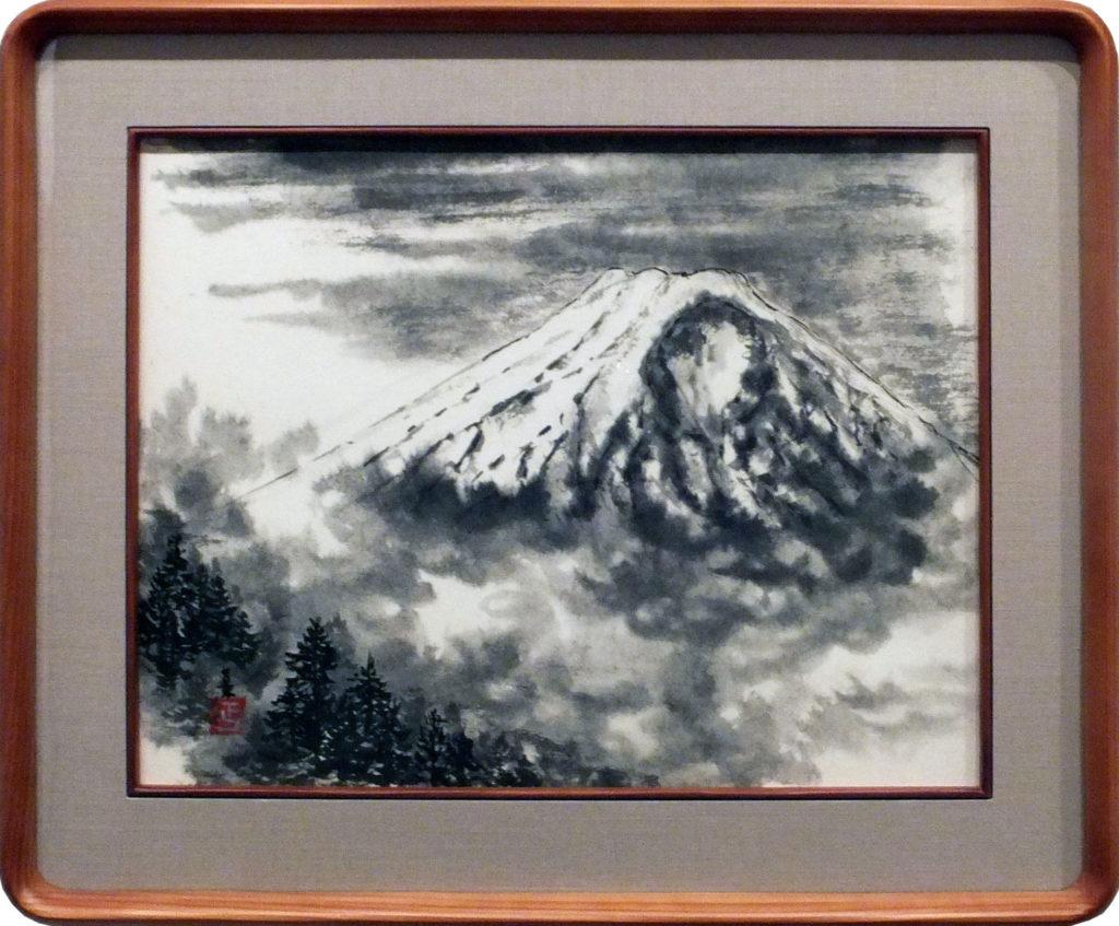 070 「富士山」真木正