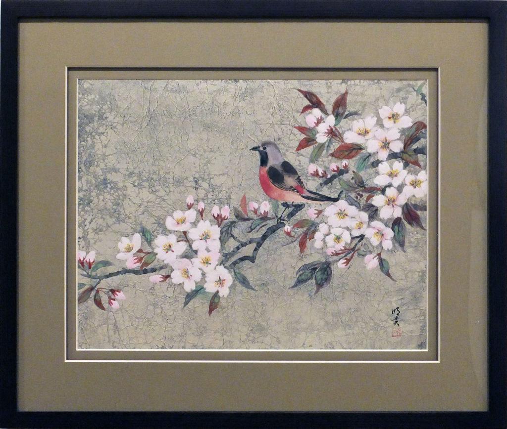 128 「春の訪れ」 古賀明美