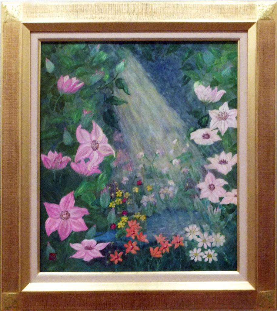 134 「ガーデン」 志賀リウ子