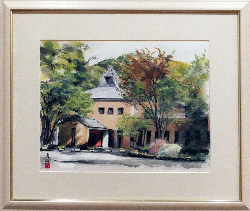 155 「藤野芸術の家」 西野芳雄
