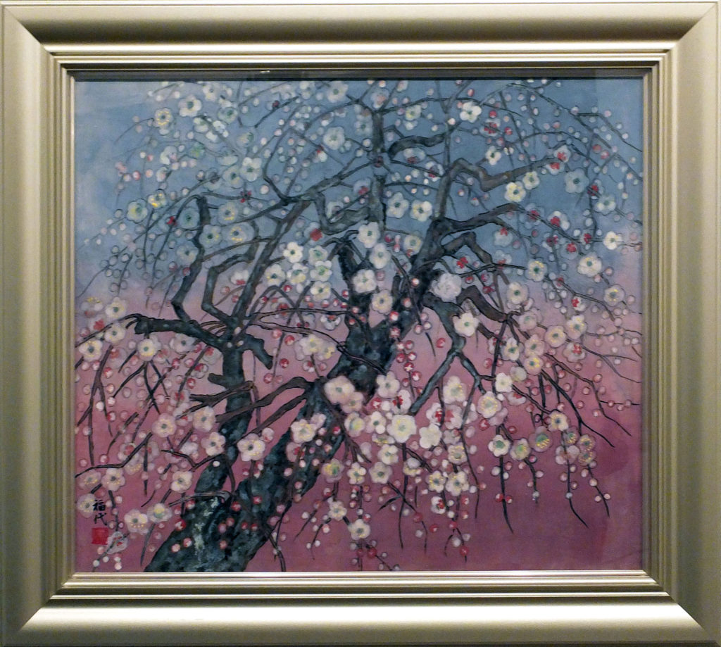 156 「春を待つ」 濱野福代
