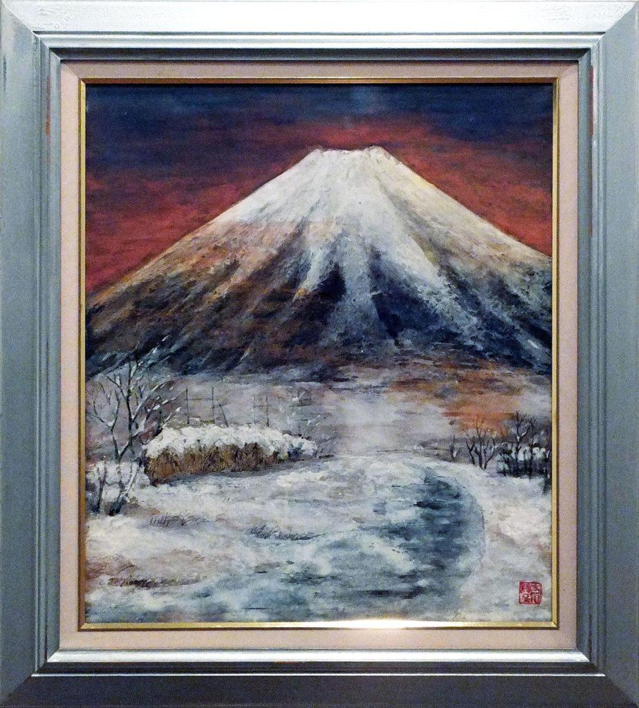 171 「冬景色」 吉川諄子