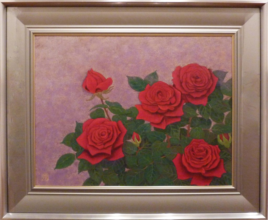 018 薔薇 嶋岡貞子