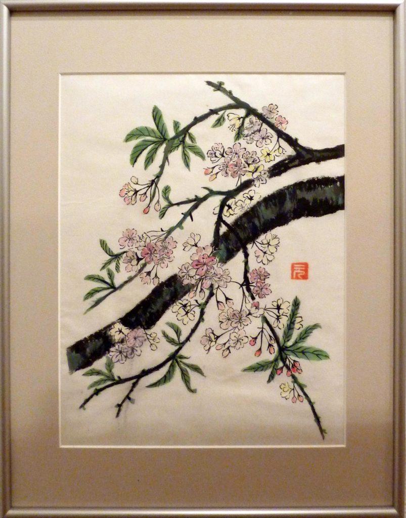 138 桜 稲原元治