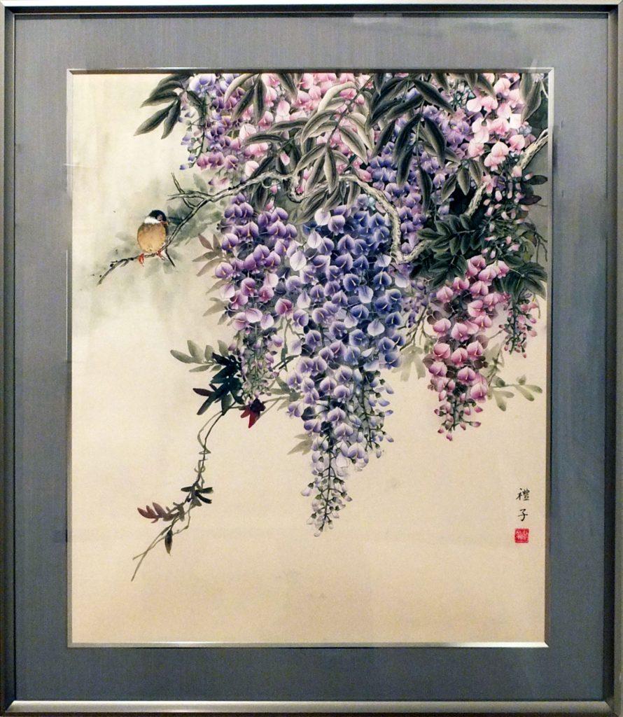 170 紫艶 客員 鈴木禮子
