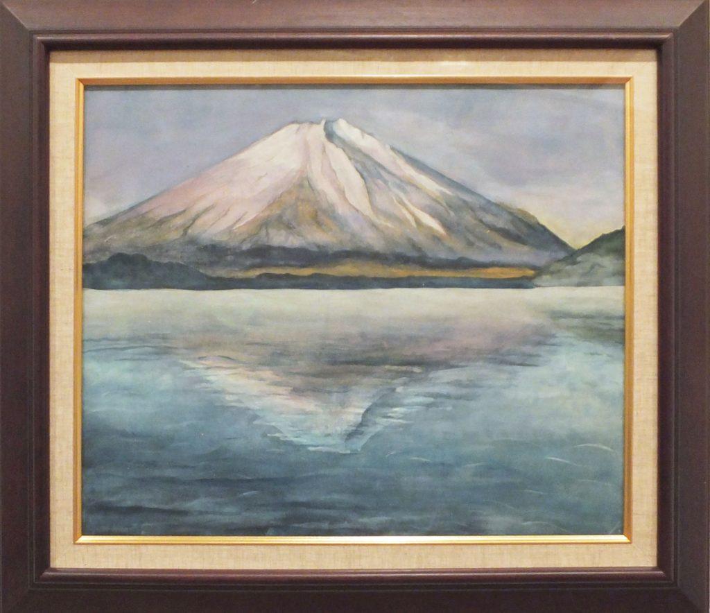 004 新春の富士 谷田百合子