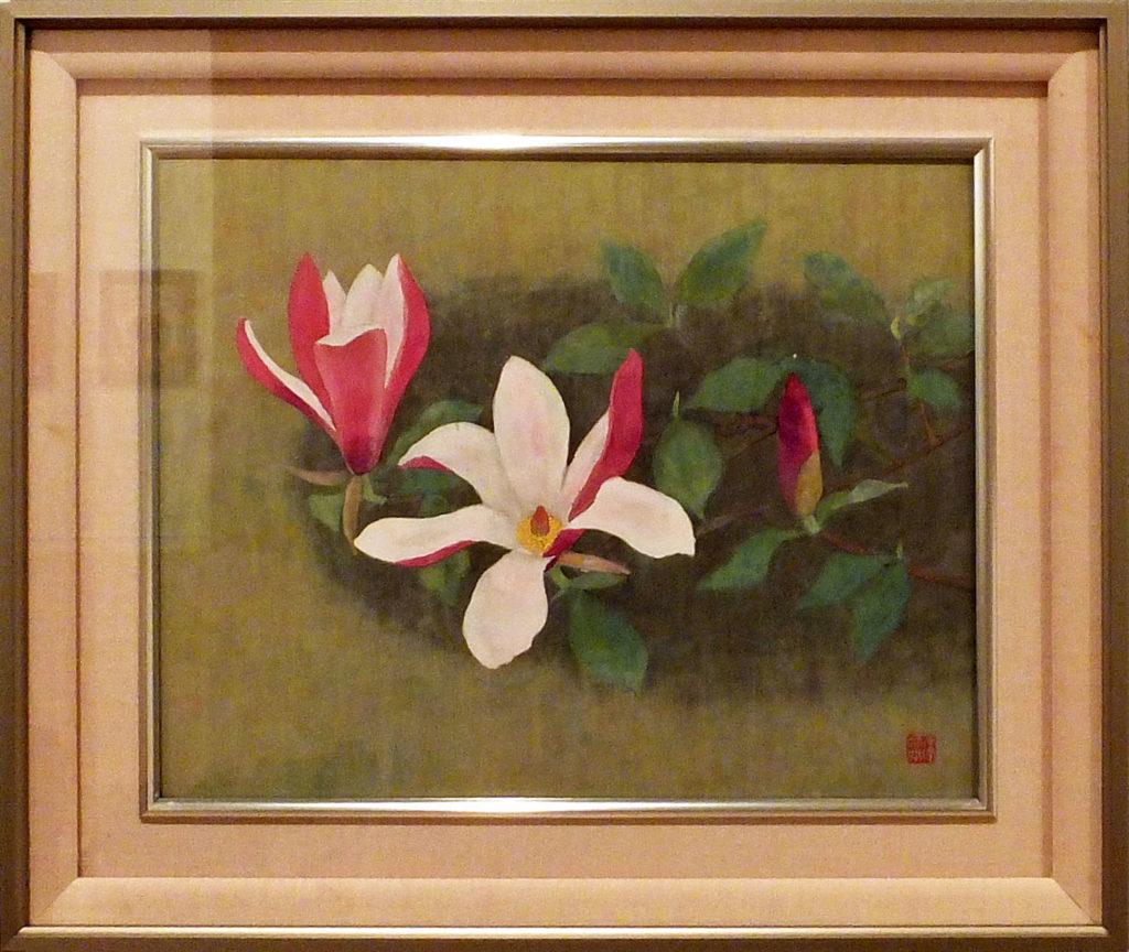065 紫木蓮 嶋﨑和子