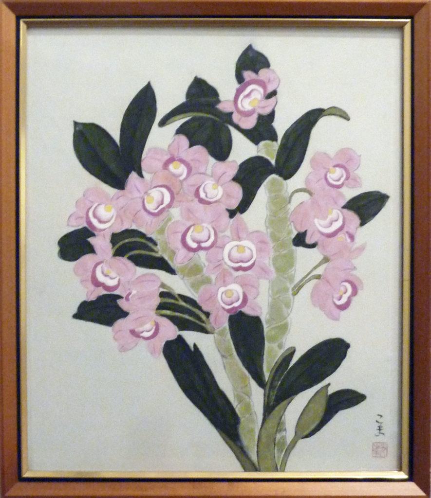 164 デンドロジウム 佐藤コマ