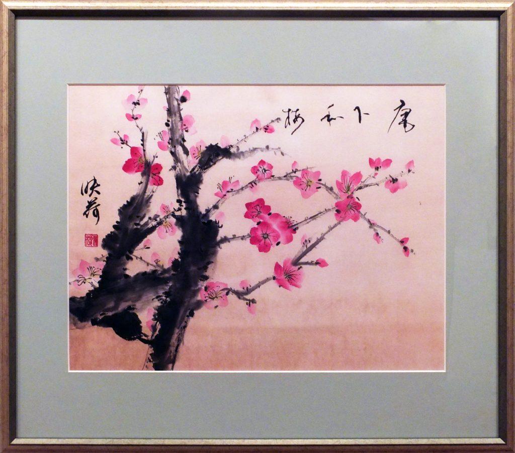 158 梅の花 富澤 映荷