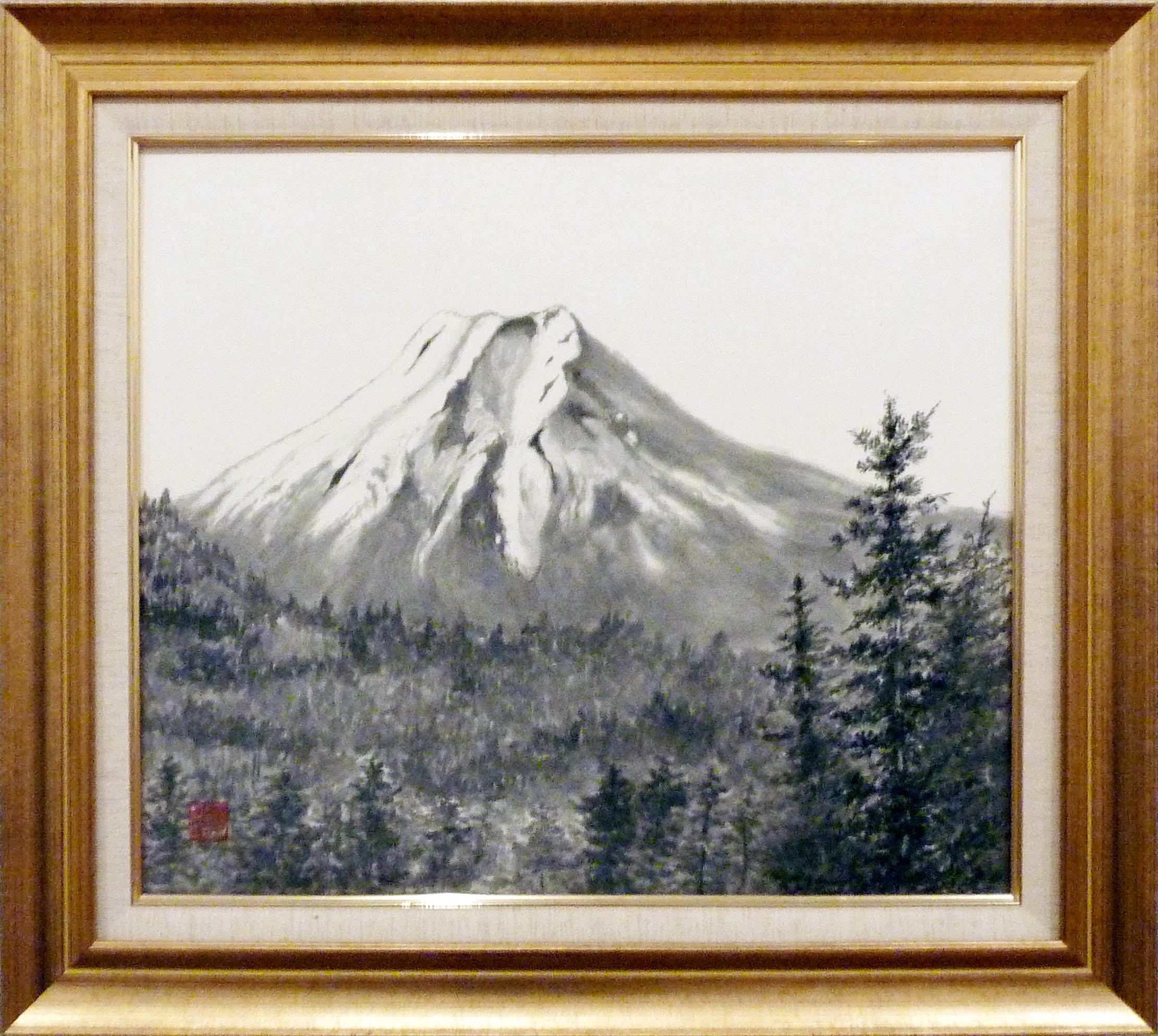 09 湯貫秀昭 富士山